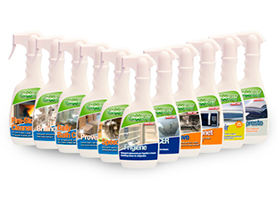 Detergenti specifici AXOR